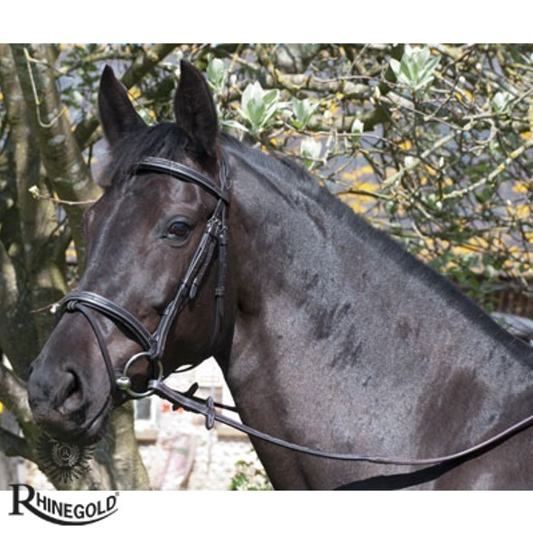 Rhinegold 'Elegance' Flash Style Bridle
