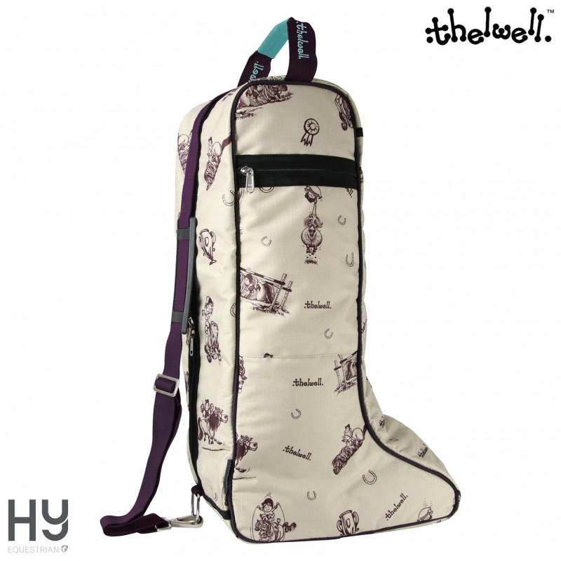 Thelwell Collection Country Boot Bag