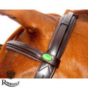 Rhinegold German Leather 'Comfort' Bridle