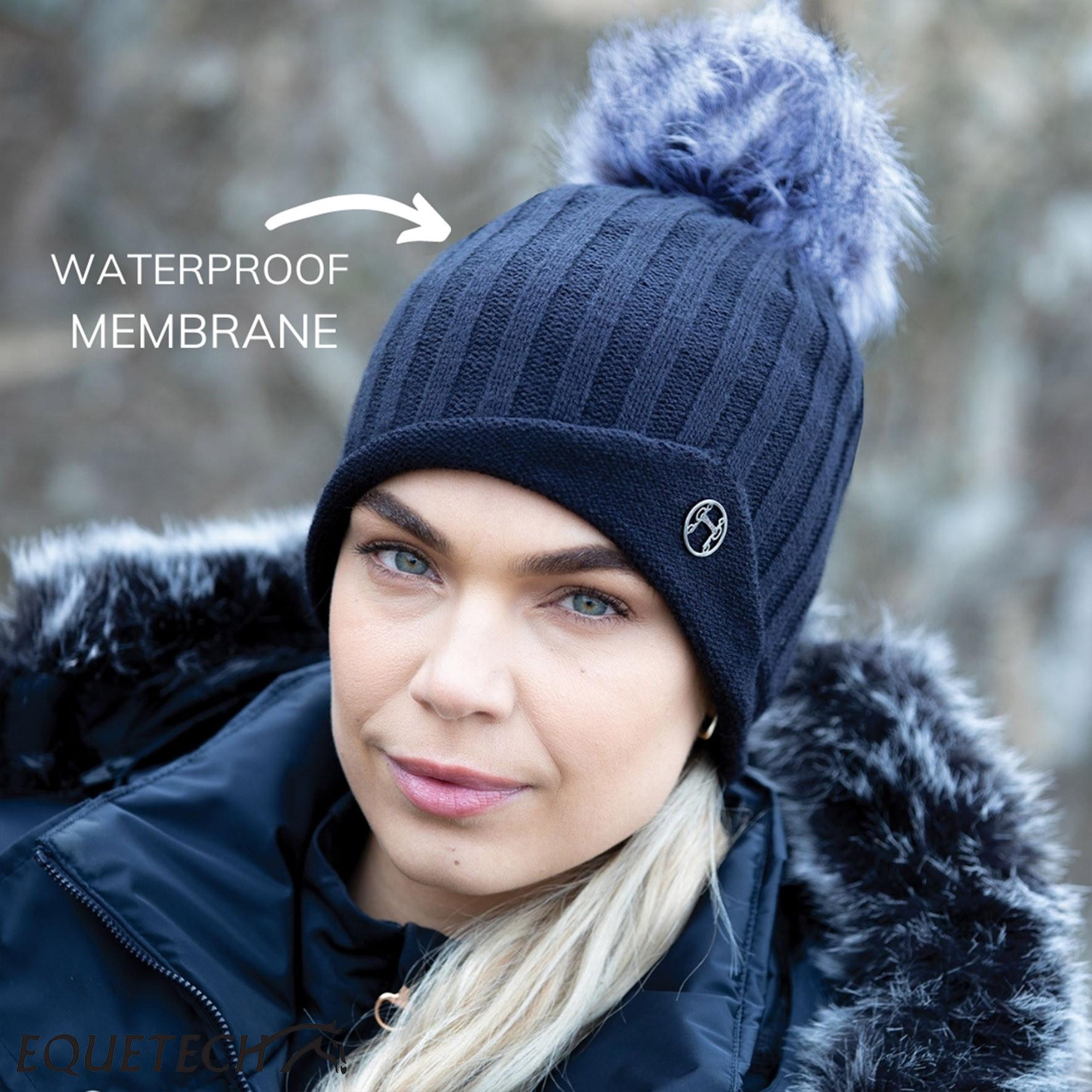 Prestwick Waterproof Pom Knit Hat