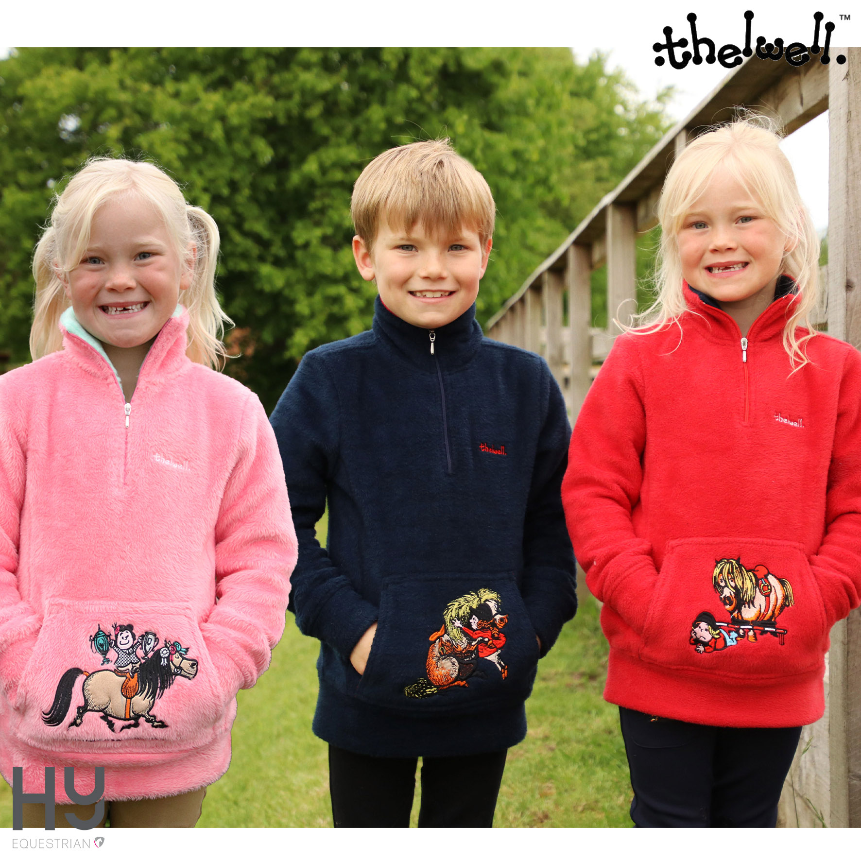 Thelwell Collection Children's Soft Fleece