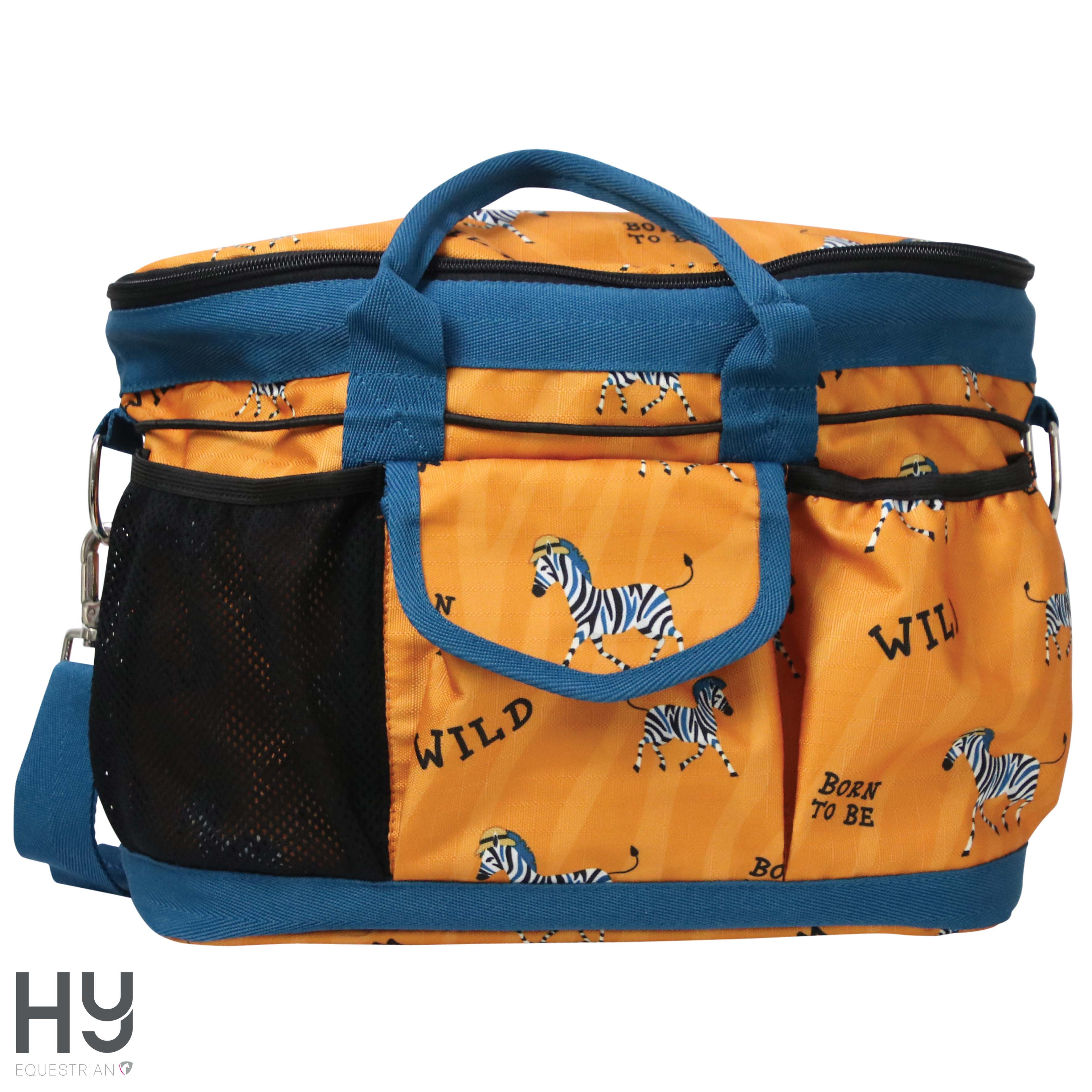 Born To Be Wild Grooming Bag