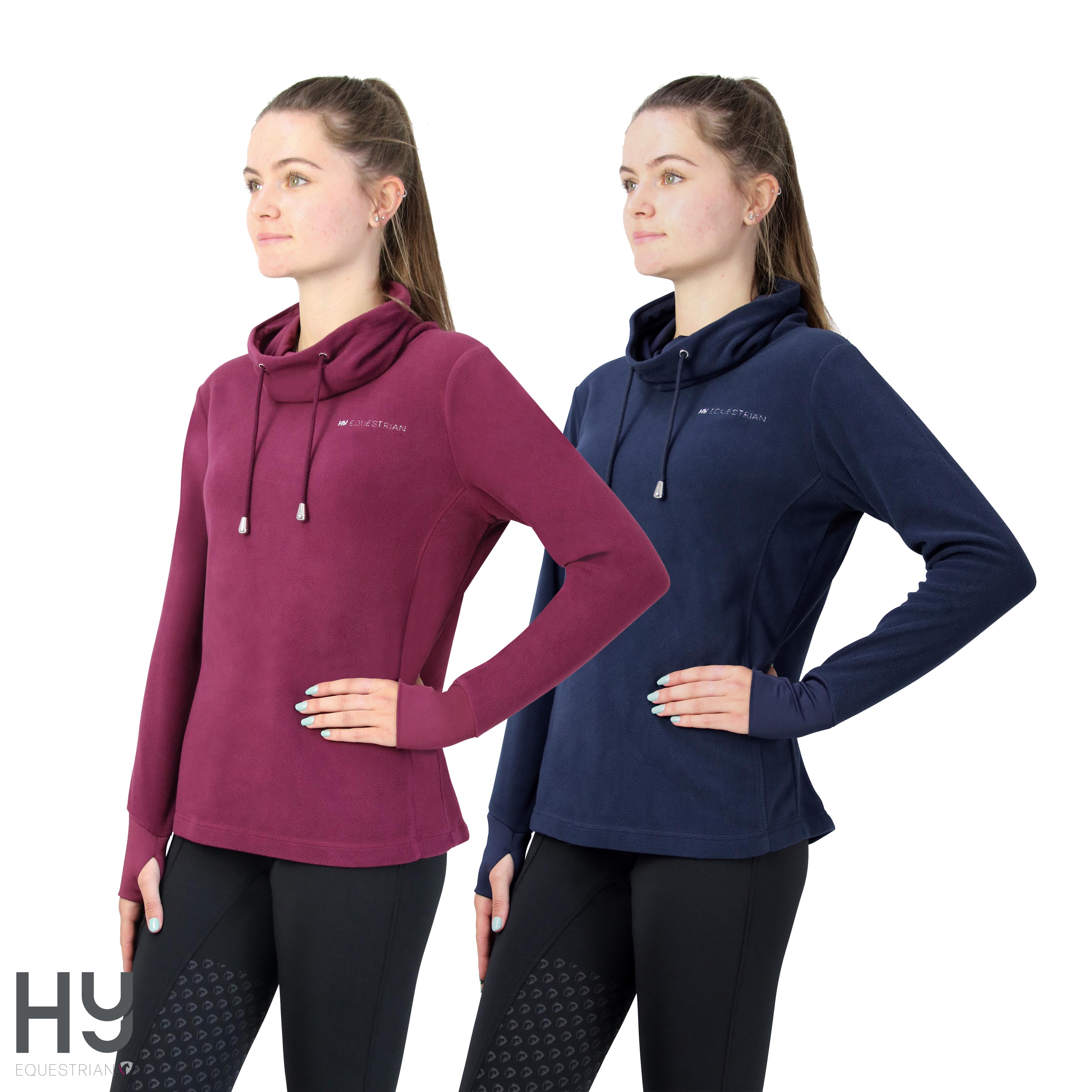 Synergy Cowl Neck Top