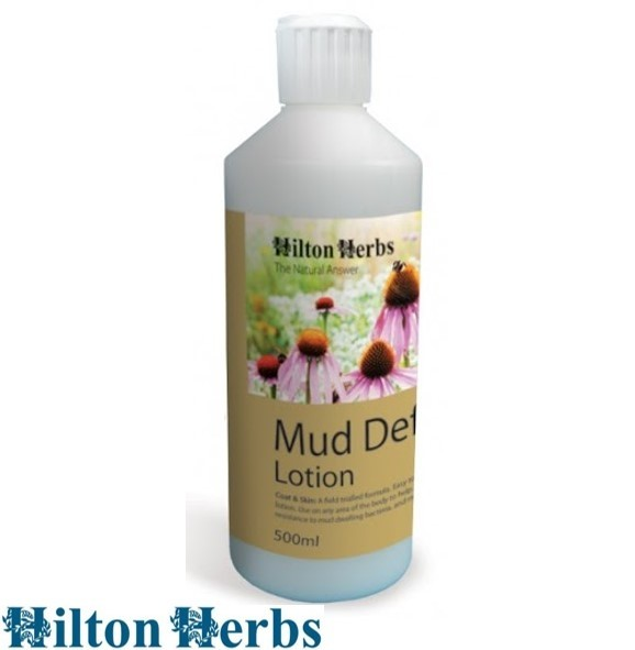 Hilton Herbs Mud Defender Lotion – 500ml
